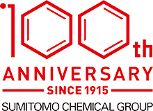 SUMITOMO CHEMICAL GROUP 100th ANNIVERSARY SINCE1915