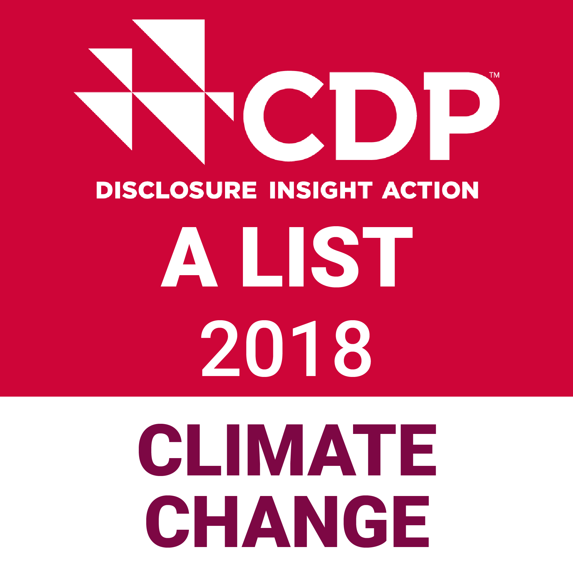 Sumitomo Chemical Acquires CDP's Highest Rating in Corporate Climate