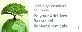 Specialty Chemicals Microsite Polymer Additives, Resorcinol, Rubber Chemicals