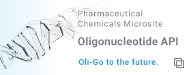 Oli-Go to the future. Pharmaceutical Chemicals Microsite Oligonucleotide API