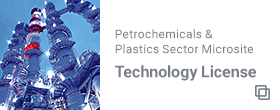 Petrochemicals & Plastics Sector Microsite Technology License